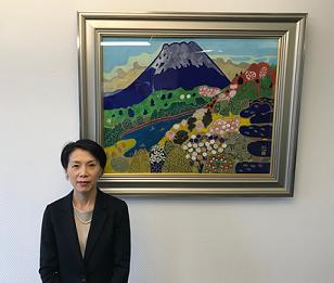 Foto der Generalkonsulin